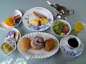 焼立て手作りパン朝食付プラン◆レイトチェックイン可 Gotoキャンペーン対象プラン