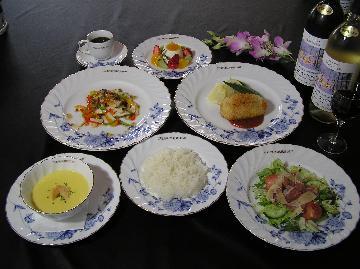 フルコース&朝食手作りパンが食べられる2食付プラン Gotoキャンペーン対象プラン