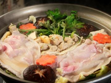 【ちゃんこ鍋2食付】とくしまマルシェで大人気!旨みたっぷり特製味わいちゃんこ鍋