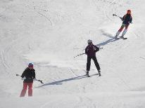 <GoToトラベルキャンペーン割引対象>【リフト券付】野沢温泉スキー場でスキー&スノボ三昧♪信州の恵み満載の創作料理■1泊2食付
