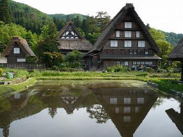 地元で愉しもう!富山観光キャンペーン 富山県民割引クーポンで初夏の五箇山旅♪氷見牛増量プラン