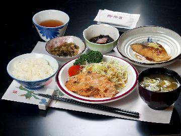 【1泊朝食付】手作りの朝ごはんでお腹をいっぱいに♪素敵な1日の始まりをサポート♪