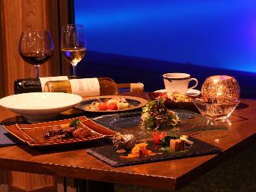 【1周年記念】厳選高級食材を使用した洋風創作料理☆3大特典付☆