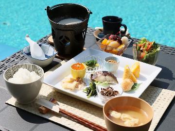【2週間限定】15時まで滞在OK!次の日もゆったり遊べる温泉リゾート満喫プラン -朝食付-