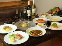 【スタンダード】木曽開田産の食材を使った!こだわり洋食でおもてなし♪1泊2食付