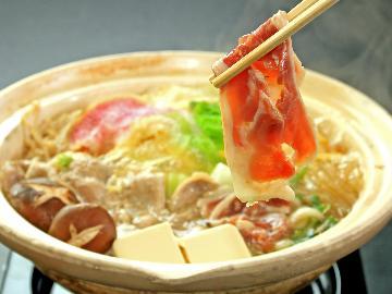 【あさぎり荘一番人気!】ダシが美味い!自慢の鴨鍋プラン☆彡