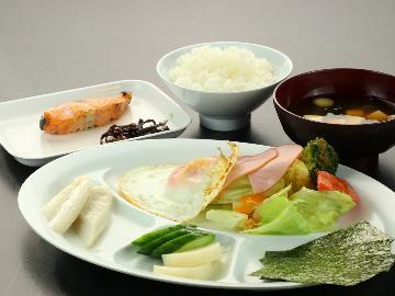【朝食のみ】お母ちゃんの作る素朴な日替り和朝食で朝から笑顔に☆