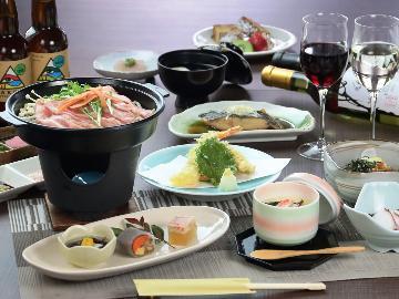 【スタンダード】信州の山の恵み 季節を楽しむ♪こだわりの手づくり料理に舌鼓~enjoy stay
