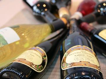 <GoToトラベル割引対象><県民支えあい・宿泊割対象>スキーの後は♪ 【特典付】選べる♪ワイン10%OFF!お料理と一緒にお好きなワインを【1泊2