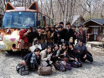【卒業旅行応援】学生限定★ログハウスで仲間と一緒に思い出作り☆写真撮影サービス!《素泊まり》
