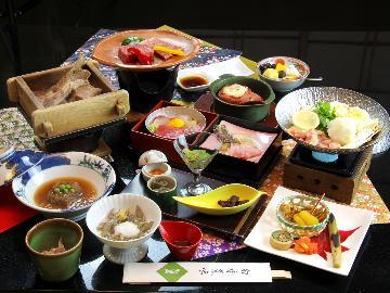 <GoToトラベルキャンペーン割引対象>にぐばり食ねで・・・まあ肉好きのためのコースがあっても♪『秋田肉グルメ会席』