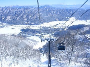 ☆春スキーリフト1日券付☆滑り納めは白馬五竜で決まり!ゲレンデまでアクセス抜群♪■1泊2食付