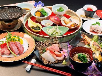 『オフィシャル限定価格』【季節の創作料理】四季の彩りと温かさ感じる手作り郷土料理を味わう♪《1泊2食付》