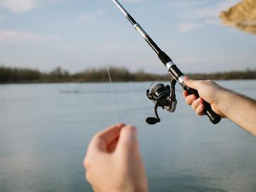 1泊2食◆無料特典付き!アユ釣りプラン◆チェックアウト後の入浴OK♪釣った鮎は塩焼きで楽しめる!