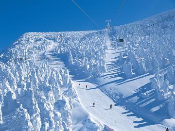 【1/9~10限定】連泊で遊び尽くそう!スキー・スノボに、樹氷鑑賞にオススメ♪≪2泊4食≫<GoToトラベルキャンペーン割引対象>