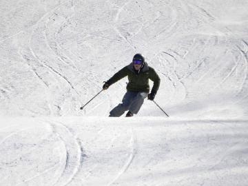 【木曽福島スキー場・リフト割引券】当館より車で約8分!スキー専用のゲレンデをお得に!【1泊2食付】