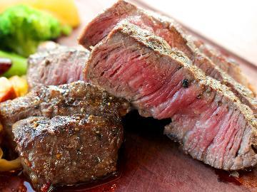 【グレードアップ】A5ランクの仙台牛サーロインステーキをご堪能!自慢の料理でおもてなし♪