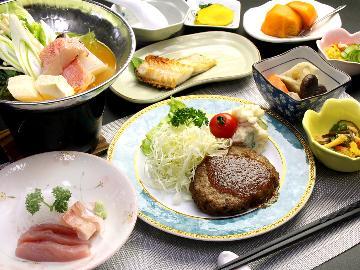 【通年☆1泊2食】安比の四季を味わうボリューム満点手作り料理♪ふるさとのスタンダードプラン