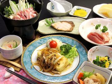 【通年☆1泊2食】のんびり1人旅にオススメ!1泊2食付きプラン