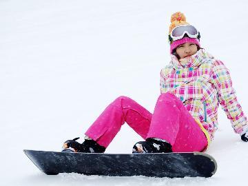 ●安比高原スキー場まで車で8分●館内スキー乾燥機あります!!1日リフト券付プラン【1泊2食】