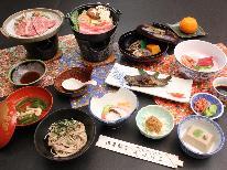 【1泊2食】奥飛騨・四季の味♪飛騨牛を陶板焼きで・・・旬味彩々岐阜の旅