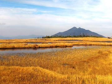 ◆紅葉シーズン◆金色の絨毯【草紅葉】と山々の紅葉♪絶景を堪能した後は美肌の湯で疲労回復■1泊2食