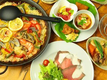 <GoToトラベル対象外>【1泊2食付】心を潤す旅に出かけよう!まごころ溢れる洋風家庭料理を味わう