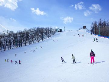 <GoToトラベル対象外>リフト1日券付き!お得にスキー・スノーボードを楽しもう♪1泊2食付