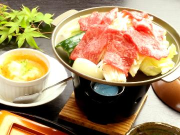 【夕食付】 高千穂牛に川魚♪ 御宿春芽の料理堪能プラン(お部屋食♪)