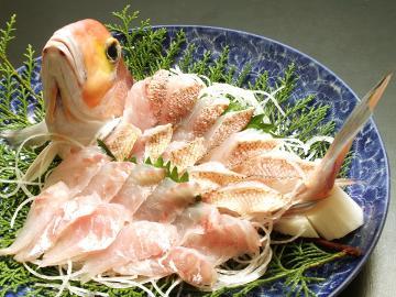 【期間限定】今しか食べられない!『若狭ぐじ(赤甘鯛)』プラン[1泊2食付]
