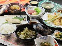 【2食付】田舎料理でおもてなし♪地元のうめぇ旬の野菜で作る料理をたべてけろ~!《1日5組まで》