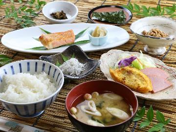 【朝食付】一日の始まりは健康朝ごはん!早めの朝食OKでビジネス利用にも最適☆最終IN22時までOK♪