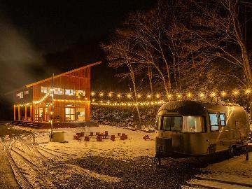 《響きのフモト》【デイユース・グランピング】プライベートキャンプで自分流のアウトドア体験♪BBQや焚火で楽しもう♪
