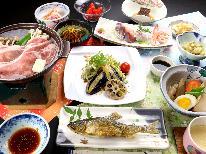 【スタンダード】ひらのや好評プラン♪あっつあっつ鮎の塩焼きと会津伝統の郷土料理を召し上がれ♪