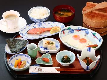 【ビジネス限定】元気の源は朝から!美味しいと評判の朝ごはん!たくさん食べていってらっしゃい♪【1泊朝食付】