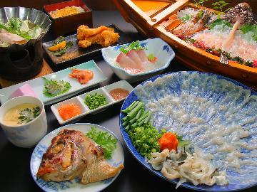 ≪おこぜVSふぐ≫高級魚の食べ比べ!どっちが好き!?食べてみないとわからない!