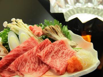 【氷見牛】肉料理を選ぶ♪<陶板焼き><しゃぶしゃぶ><すき焼き>選べる3種類!