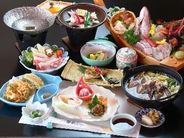 「とやま食の匠」板長が腕をふるう♪富山の美味しいものをいっぱい集めた~富山三昧プラン