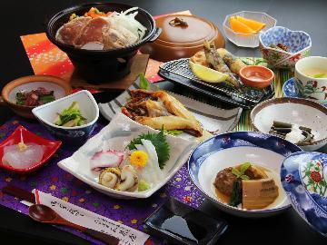 期間限定【個室食確約】人気No.1スタンダードプラン♪個室食でのんびりプライベート空間[1泊2食]
