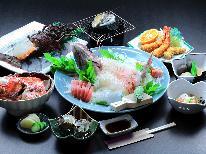 【2大味覚】当館イチオシ!伊勢海老 & 鮑◆豪華食材の料理膳で舌鼓♪