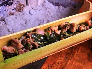 【神楽と郷土】神楽に欠かせない料理「かっぽ鶏」をご賞味下さい!