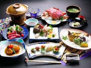 【雅~miyabi~】海×山の饗宴♪海喜荘のグレードアップ会席