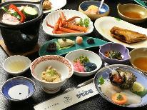 【スタンダード】佐渡ならではの新鮮魚介を味わう♪朝獲れ 旬の味覚を満喫 1泊2食付