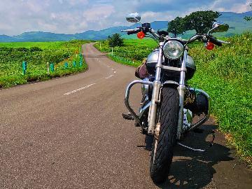 【バイク旅】ツーリングは苗場へGO!温泉と屋根付き駐車場完備※台数制限あり