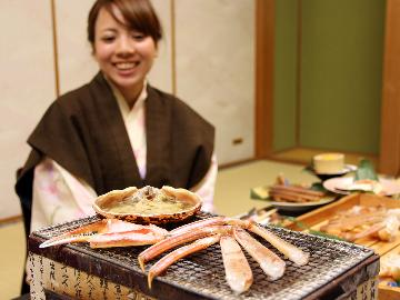 【竹カニコース】かとうの人気カニコース【ボイルガニ無し】