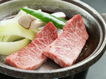 「泊まってエールキャンペーン補助事業」料理人厳選「会津牛の陶板焼き」と「選べる地場食材」でごはんがとまらない♪旬を味わうご褒美プラン