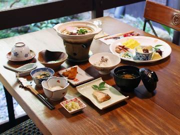 【やっぱ広島じゃ割】宮島の朝を彩る味わい和朝食♪《宮島水族館入場券プレゼント!!》
