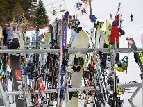 ☆お得な直営店価格!☆【レンタル付素泊りプラン】手ぶらでスキー・スノボ♪ゲレンデ車で3分。
