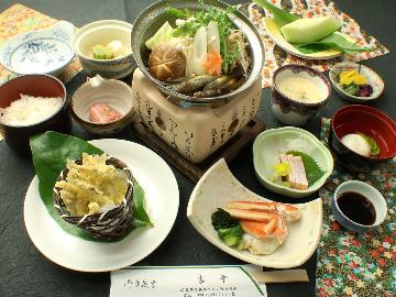 『コンビニ券 所有者限定プラン 今こそ滋賀を旅しよう!3』珍しい湖魚料理を堪能♪スタンダードプラン