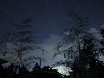 送迎バス18:30便とナイトツアー1部チケット付【天空のゴンドラに乗る】★日本一の星空を見に行こう★